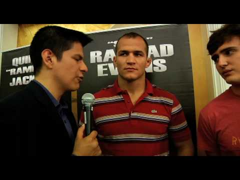 Junior Dos Santos Talks upcomming fight vs Roy Nelson and Heavyweights