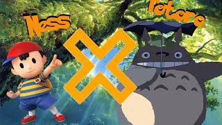 Ness x Totoro