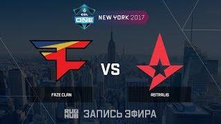 FaZe vs Astralis, game 1