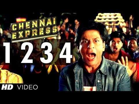 One Two Three Four Chennai Express Song