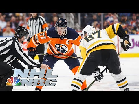 Video: Is Connor McDavid or Sidney Crosby best player in NHL right now? I NBC Sports