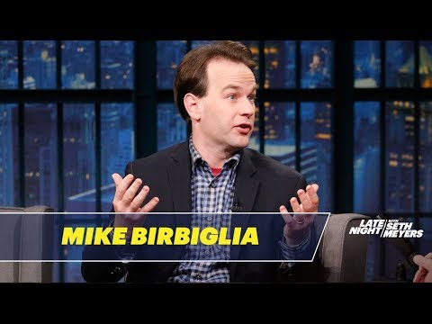 Mike Birbiglia Was Afraid SNL Would Sue Him for Don't Think Twice