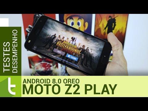 Tudocelular - Moto Z2 Play não tem desempenho comprometido com chegada do Android 8.0 Oreo