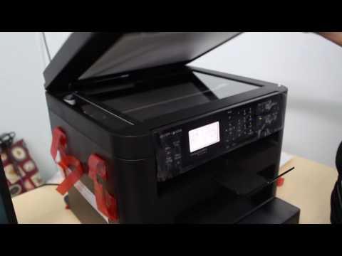 Video hướng dẫn cài đặt máy in canon mf221d