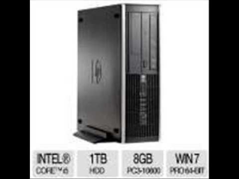 Best Deals HP Compaq 8100 Elite Desktop Intel Core i5-650 3.2GHz, 1TB 7200 RPM, 8GB DDR3 PC3-10600