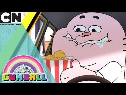 The Amazing World of Gumball | Richard's Drive-Through Song | Cartoon Network