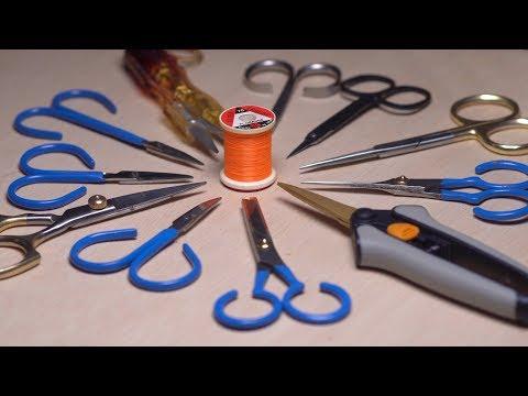 Different Types of Scissors