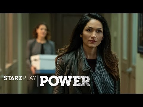 POWER Season 5 Episode 9 | There's A Snitch Among Us | STARZ PLAY