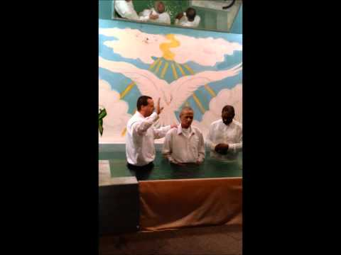 The Glorious Church of Jesus Christ of the Apostles' faith 2-2-13 The right baptism