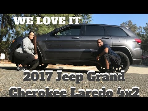 2017 JEEP GRAND CHEROKEE LAREDO 4x2 REVIEW