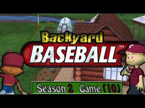 Backyard Baseball 2005   Season 2 Episode 9   Speechless