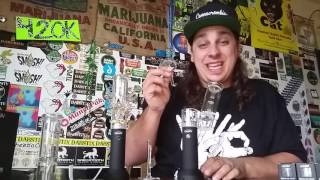 CLOUDV ELECTRO DABS!!!! by Custom Grow 420
