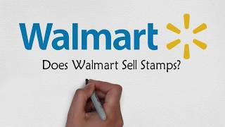 Does Walmart Sell Stamps? (Locate Walmart Store Near Me)