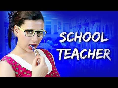 School Teacher (HD) | Gayatri Singh | Ajay Bafna | Bollywood Romantic Movie