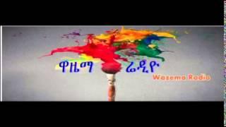 Wazema Podcast 18:The Enigma Of Meles Zenawi: Wazema's Take, Part 1  (August 20)