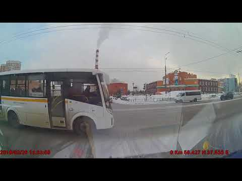 АВАРИЯ В ПОДОЛЬСКЕ 26 02 18