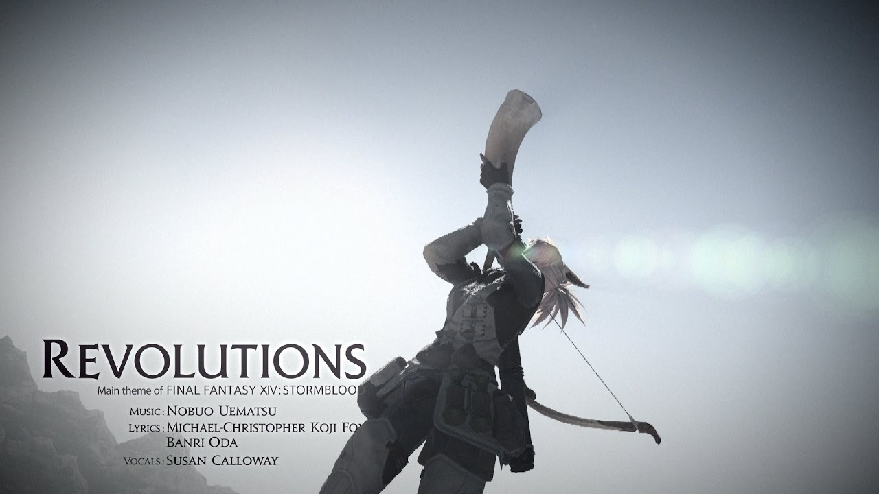 FINAL FANTASY XIV – Revolutions