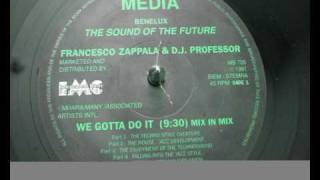 Download Lagu Francesco Zappala & DJ Professor - We Gotta Do It Mp3