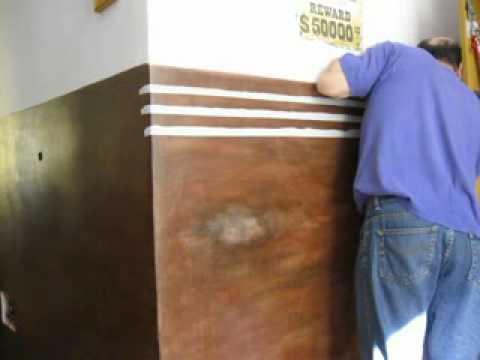 finti mattoni sul muro.flv