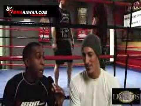 MMA Hawaii.com Interview with Eric Balfour