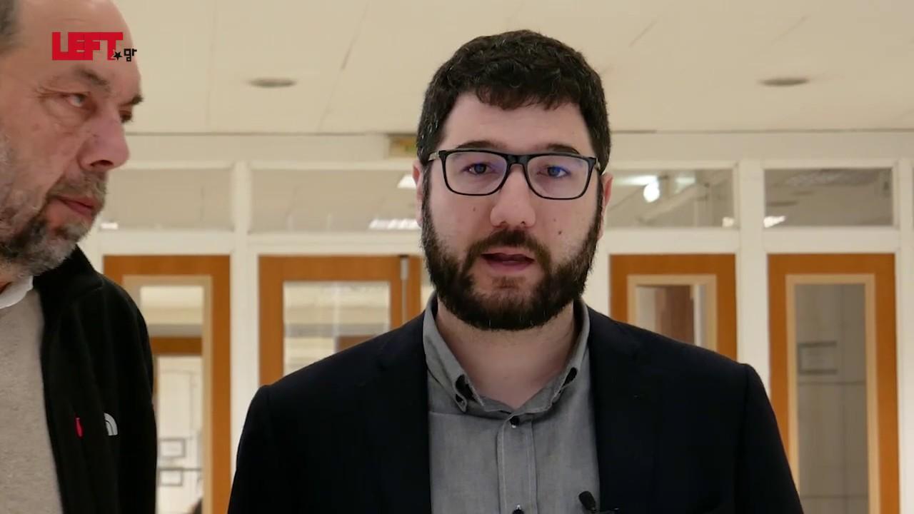 Δίκη των δολοφόνων του Λουκμάν -Μπελαβίλας-Ηλιόπουλος