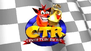 """Hi guys back again with a new gameplay video, no facecam as i'm getting a new camera. Hope you enjoy me playing """"CTR Crash Team Racing"""" on the classic PS1.This is not to be taken serious and just for fun.If you want to find out more about me and the latest info pleasevisit my website www.furiousavengergaming.co.uk"""