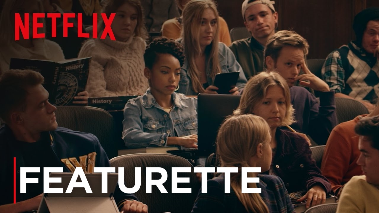 Be Bold, Be Progressive, Be Scandalous, Be True To Yourself in Netflix's Series 'Dear White People' (Featurette) Premiering April 28