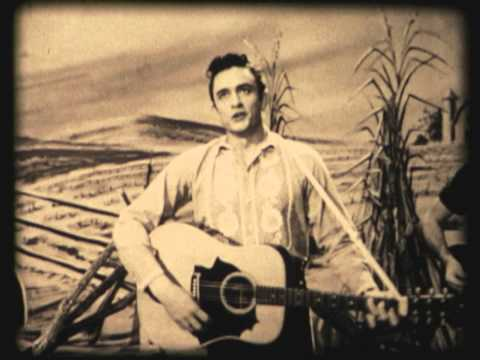 TBT Johnny Cash from 1958