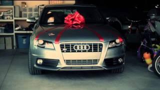 Audi S4 jako prezent dla męża
