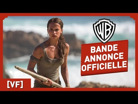 Tomb Raider - Bande Annonce Officielle 1