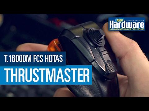 Thrustmaster T.16000M FCS HOTAS: Test - Cooler Mittelklasse-Joystick für Star Citizen und Co?