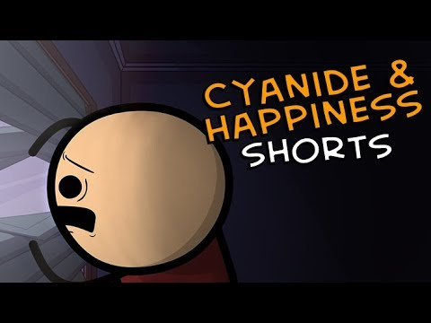 Video: Enjoy Another Darkly Funny Short From Cyanide and Happiness