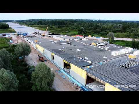 Raadi-Kruusamäe Drone Video