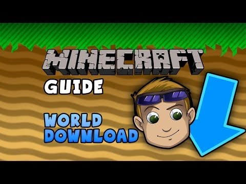 Guide - You asked for it, so here it is. My Minecraft world built for and during the creation of the Minecraft Guide. And here are full instructions on how to get it...