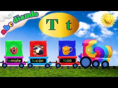 Frases cortas - abcdiando vídeos para aprender a leer con silabas y palabras