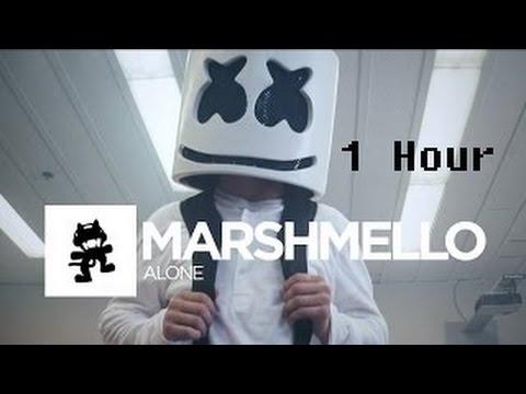 Marshmello I Alone 1 Hour [Official Monstercat Music Video]