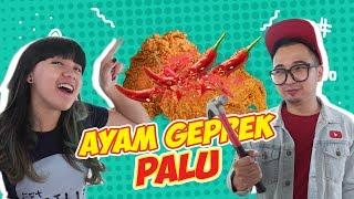 Video AYAM KFC DI GEPREK PAKE PALU !! Enak Gak Ya !? MP3, 3GP, MP4, WEBM, AVI, FLV Desember 2018