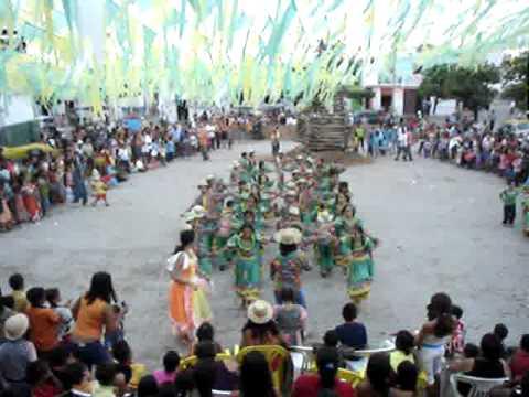 7. Quadrilha junina em Pintadas (Bahia)