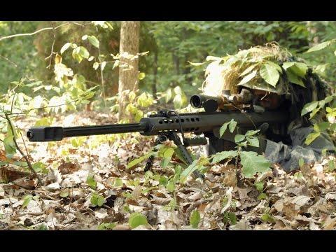 Страйкбольный снайпер летсплей #2   airsoft sniper letspley #2