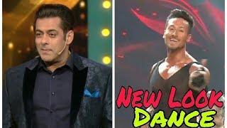 Video Salman Khan ka Swag wala Swagat & Tiger Shroff Dance with Baaghi 2 on Star Screen Awards MP3, 3GP, MP4, WEBM, AVI, FLV April 2018