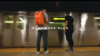 NYC MEGA VLOG | NOTE 9 LAUNCH EVENT
