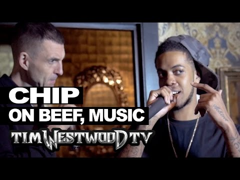 CHIP BACKSTAGE ON BEEFS, MUSIC & THE FUTURE @TimWestwood @OfficialChip