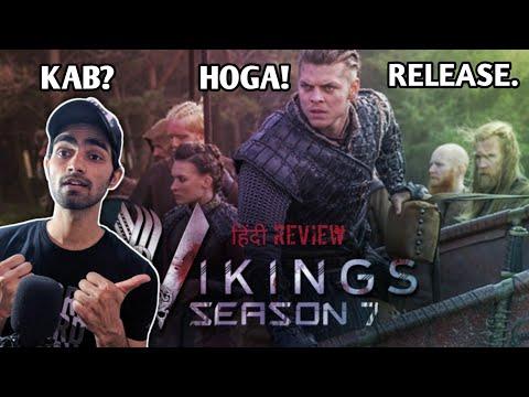 Vikings season 7 trailer update in Hindi | Will there be a season 7 of Vikings? | Akshat Yadav
