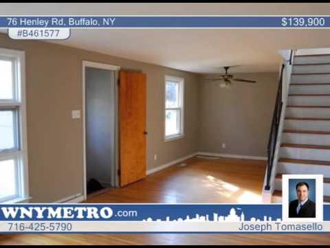 76 Henley Rd  Buffalo, NY Homes for Sale | wnymetro.com