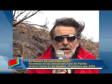 ARCHIVO AÑO 2006: EL DIA DESPUES DE LOS INCENDIOS... EL MUNDO DE LAS MONTAÑAS