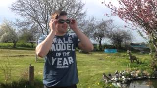 Surprising My Little Brother With Enchroma Glasses!