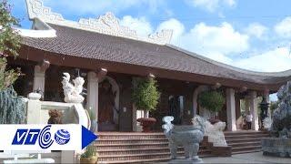 Chùa Đức Viên - Nơi lưu giữ hồn Việt trên đất Mỹ