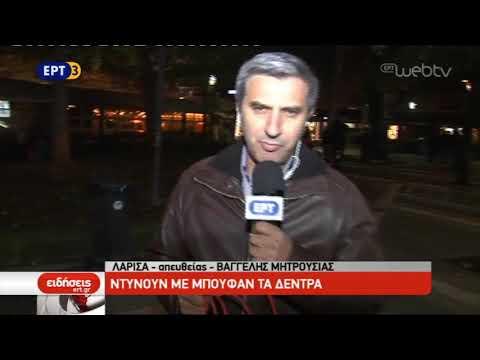 Συγκινητική δράση για τους αστέγους στη Λάρισα   | 22/11/2018 | ΕΡΤ