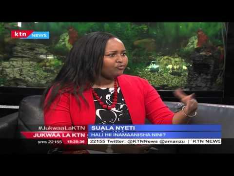Jukwaa la KTN 5th May 2016 - [Part 1] Sheria ya Kijinsia
