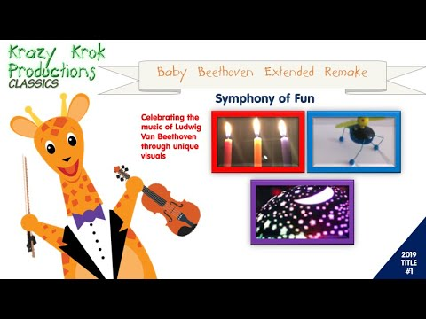 Baby Beethoven - Symphony Of Fun Remake